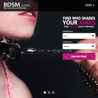 The Web's Wildest BDSM Hookup Sites - SoNaughty.com