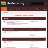 SoNaughty.com's Top Ten Gay Hookup Forums Directory
