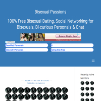 The World's Best Bisexual Cam Chat Sites - SoNaughty
