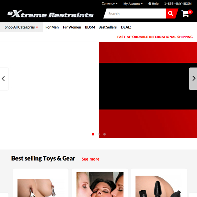 Top Ten Sex Machine Adult Toys Sites | SoNaughty