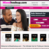 The Hottest Interracial Hookup Sites Online - SoNaughty