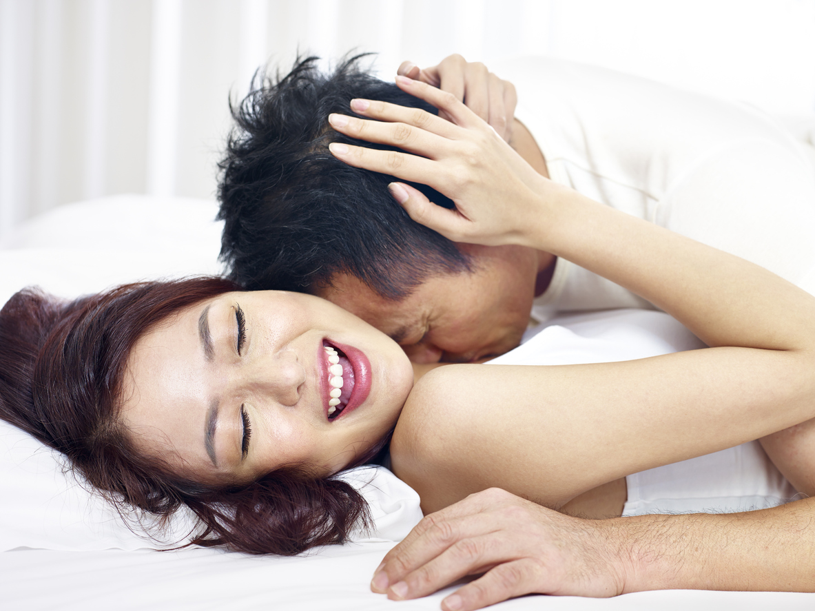 Sex And Intimacy Provide Arthritis And Joint Pain Relief